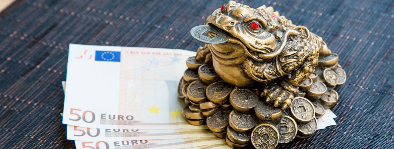 Das Gehalt eines Feng-Shui Berater