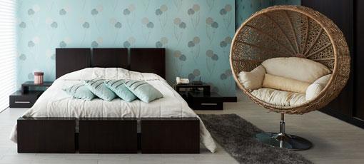 Feng-Shui Schlafzimmer