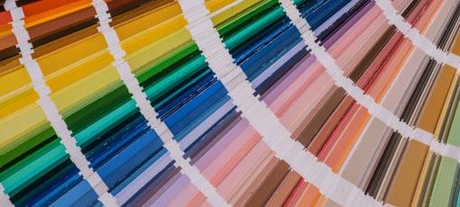 Feng-Shui Farben