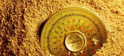 Der klassische Feng-Shui Kompass - Luo Pan