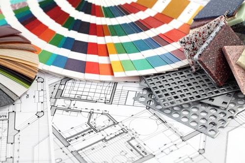 Raumgestaltung / Innenarchitektur