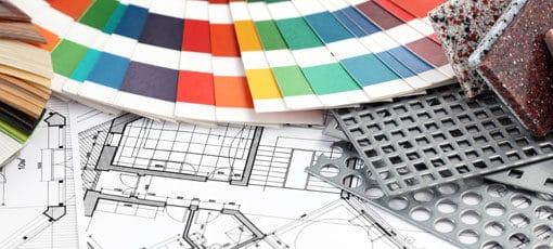 Der Fernlehrgang Raumgestaltung und Innenarchitektur